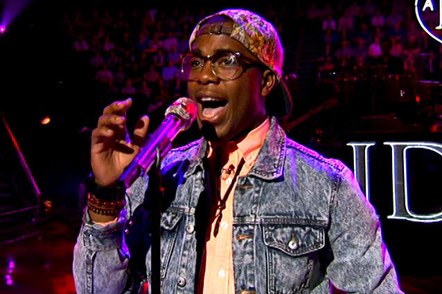 American Idol Top 10 Guys Season 12 Burnell Taylor