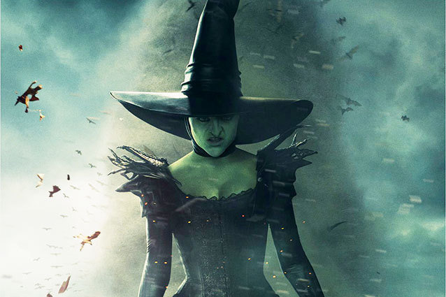 Wicked Witch Makeup Oz