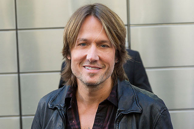 Keith Urban American Idol crying