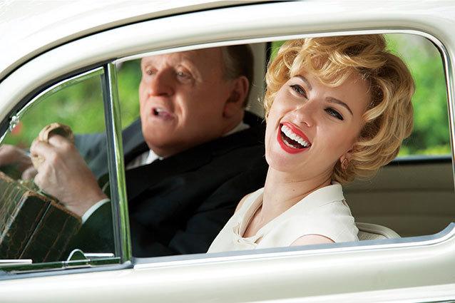 Hitchcock - Scarlett Johansson