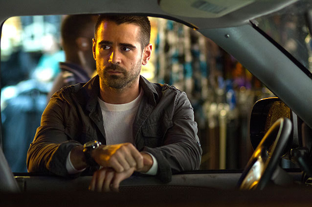 Colin Farrell in Dead Man Down