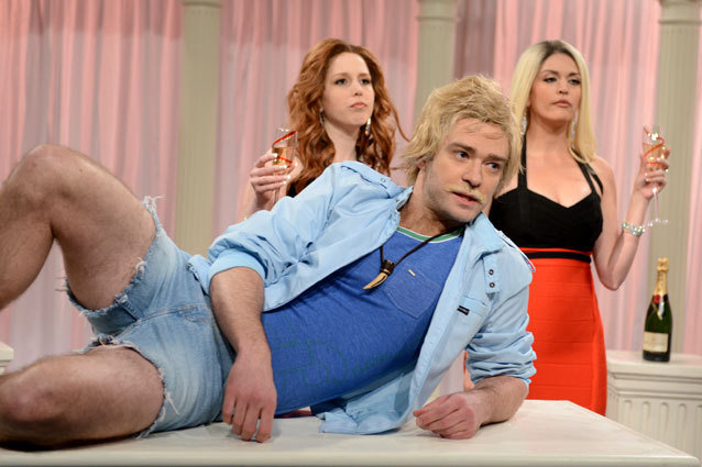 Saturday Night Live Ratings Justin Timberlake