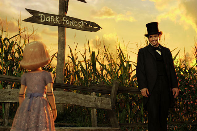 Oz the Great and Powerful Big Box Office Numbers
