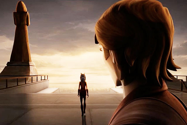 'Star Wars: The Clone Wars' Winding Down and Leaving Cartoon Network