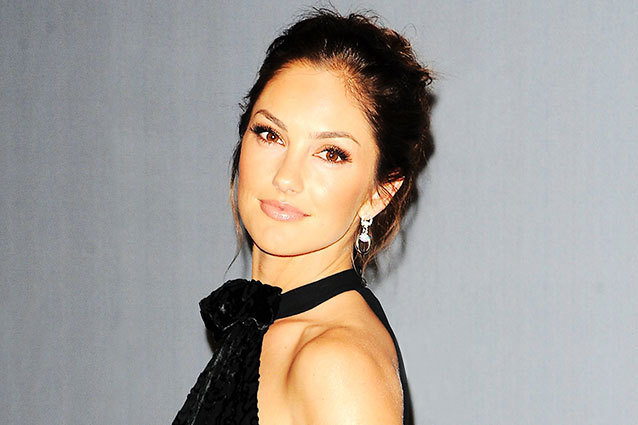 Minka Kelly Cast in J.J. Abrams pilot