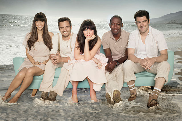 New Girl Premiere pushed back