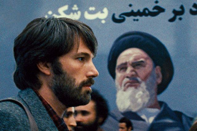 Ben Affleck's Oscar Best Picture Winner Argo May Face Lawsuit from Iran