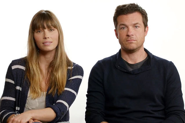 Matt Damon's Toilet Strike Protest Enlists Jessica Biel and Jason Bateman