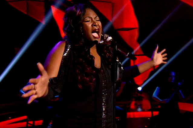 American idol Top 10 Candice Glover