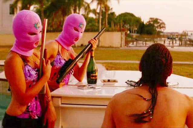 James Franco Spring Breakers Everytime Britney Spears