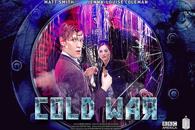 Doctor Who Cold War Poster