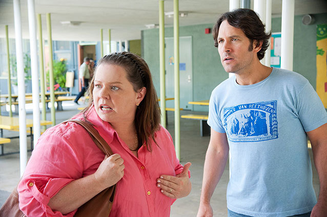 This Is 40 - Melissa McCarthy, Paul Rudd