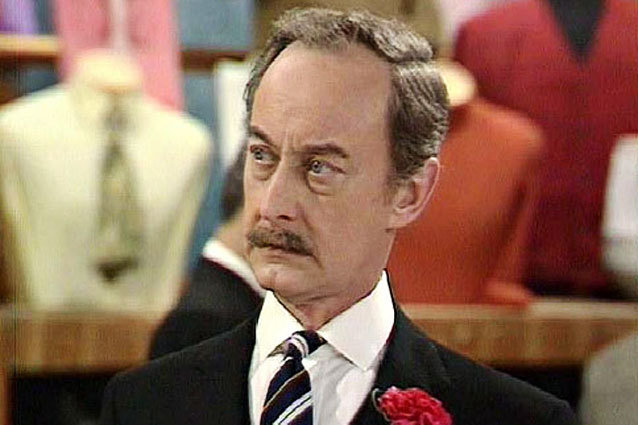 Are You Being Served's Captain Peacock, Frank Thornton, Dies at 92