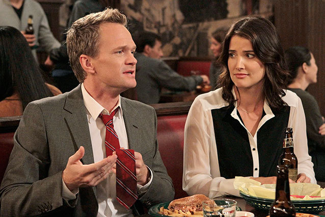 How I Met Your Mother - Barney and Robin