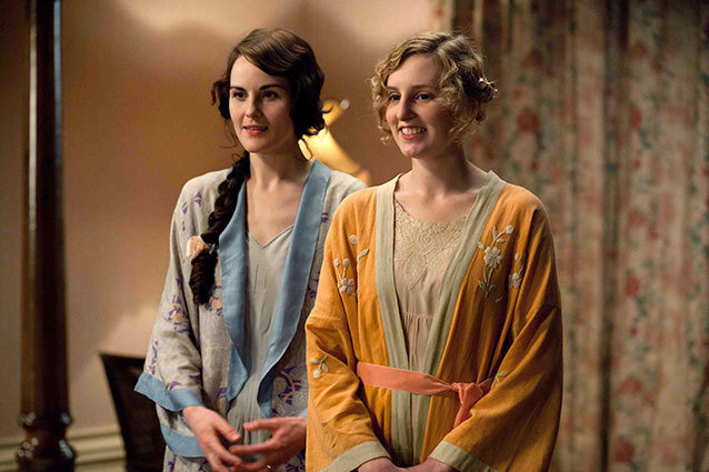 Downton Abbey Highest Rated PBS Show