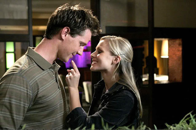 Veronica and Logan Veronica Mars Movie