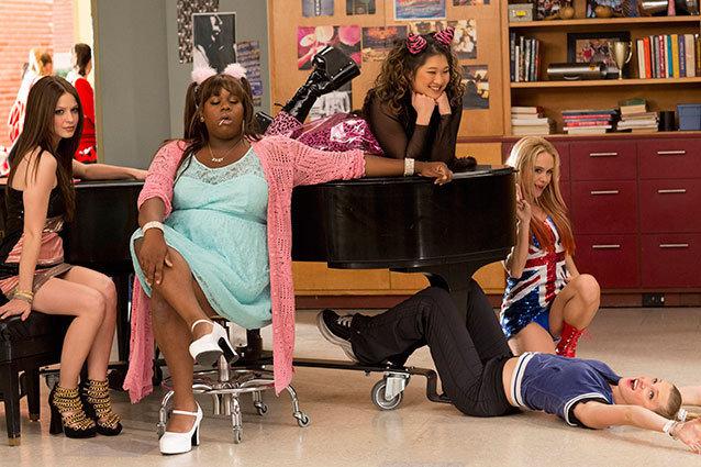 Glee Guilty Peasures