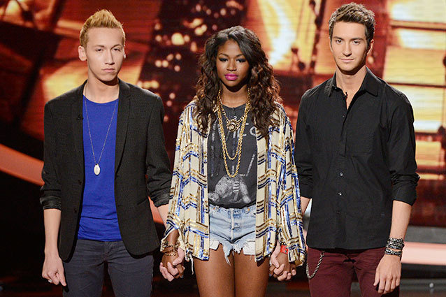 American Idol Top 9 Eliminated Contestant