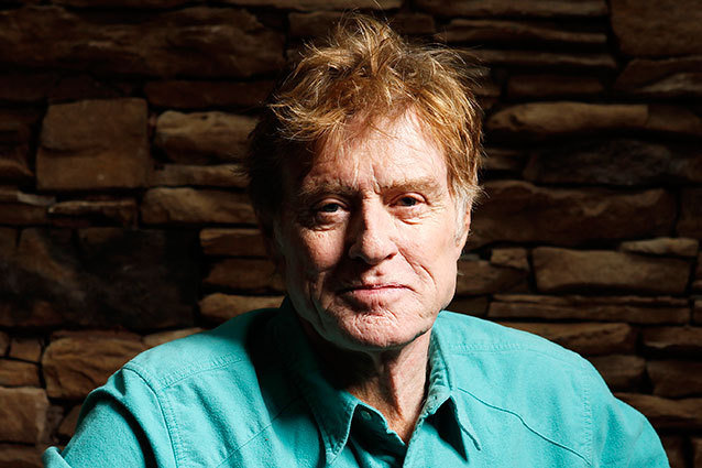 Robert Redford In Talks for Captain America The Winter Soldier