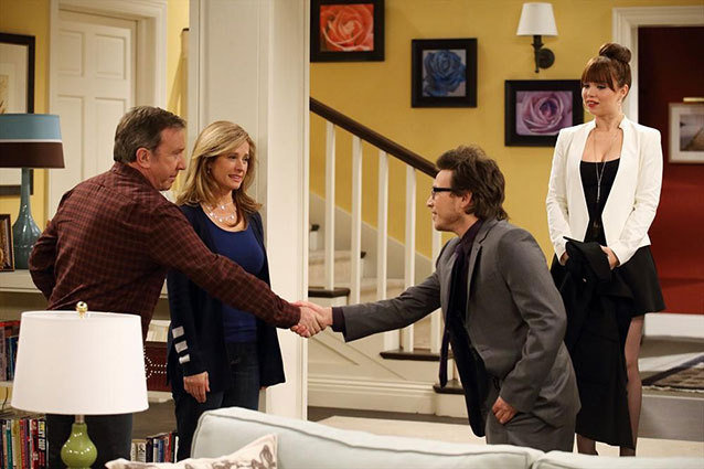 Jonathan Taylor Thomas guest starred on Tim Allen's Last Man Standing
