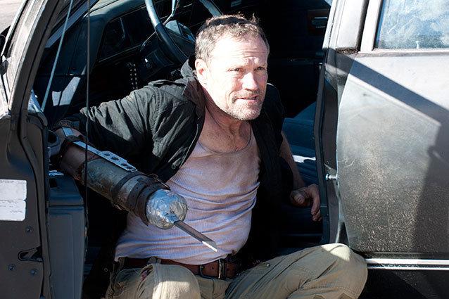 The Walking Dead Merle Dixon Michael Rooker