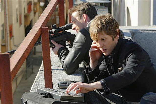 Revenge Recap: Gabriel Mann's Nolan and Barry Sloane's Aidan Lose Everything
