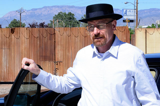 Bryan Cranston in 'Breaking Bad'