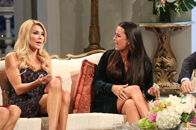 Brandi Glanville Kyle Richards