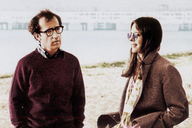 Woody Allen Stammering