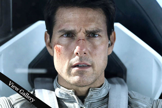 Tom Cruise Oblivion Associated