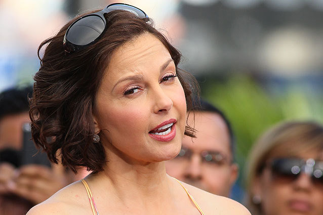 Ashley Judd Not Running for Senate