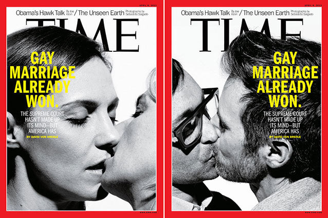 Same Sex Marriage Time Mag Cover
