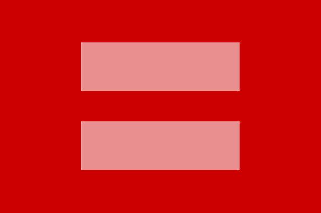 Prop 8 Facebook Equals Sign
