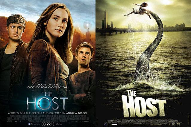 Stephenie Meyer's 'The Host' vs. Bong Joon-ho's 'The Host'