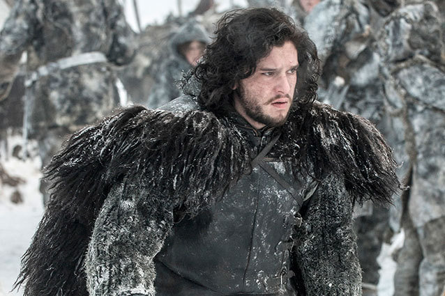 Game of Thrones season 3 premiere Kit Harrington
