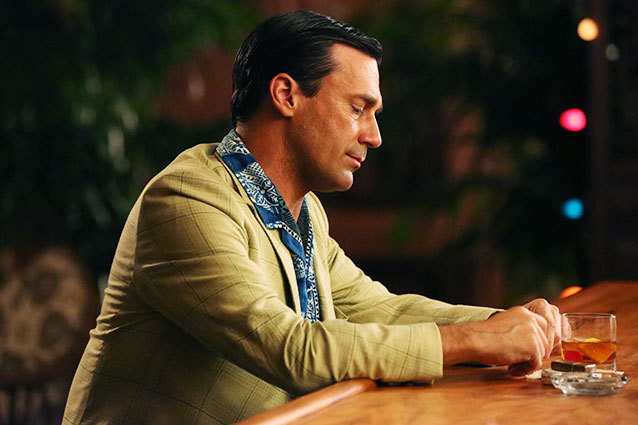Don Draper Mad Men Recap