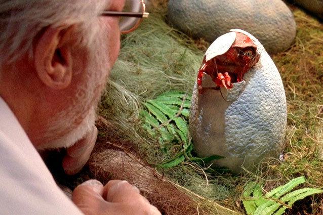 Jurassic Park science