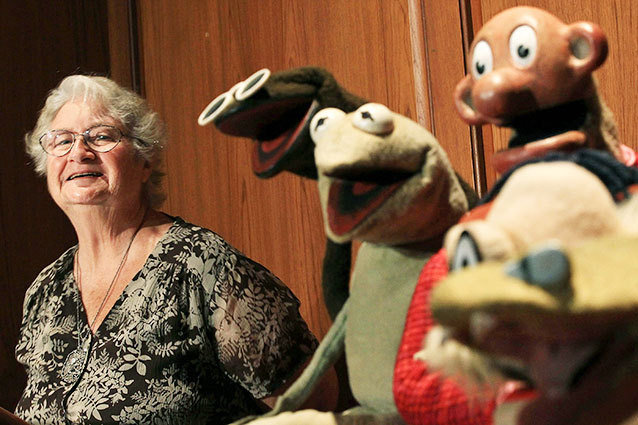 Jane Henson, The Muppets
