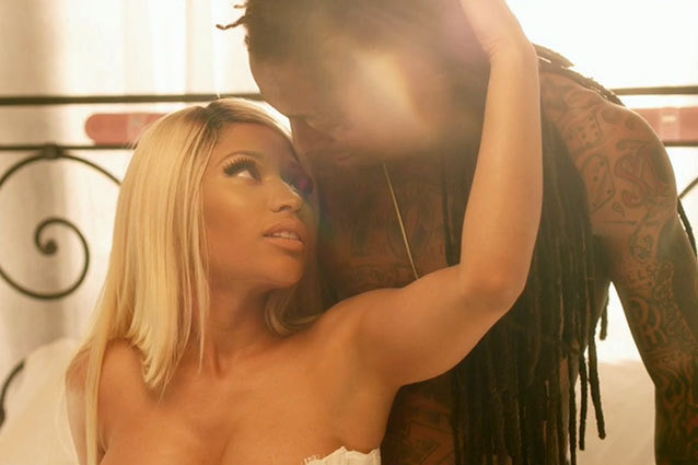 Nicki Minaj Lil Wayne Sex Scene High School music video