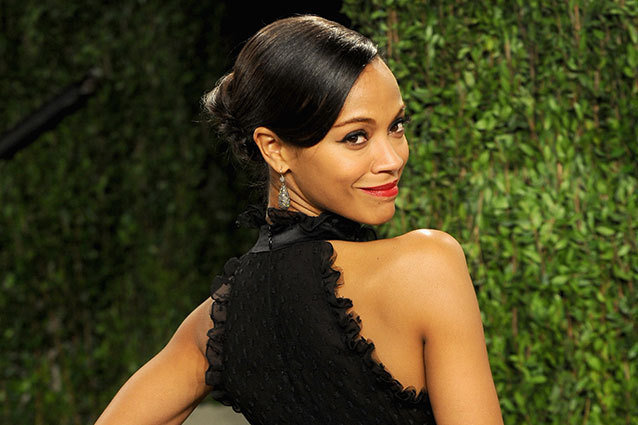 Zoe Saldana In Talks for 'Guardians of the Galaxy'