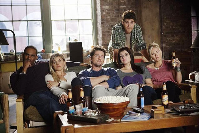 Happy Endings could move to USA Network if ABC cancels the comedy