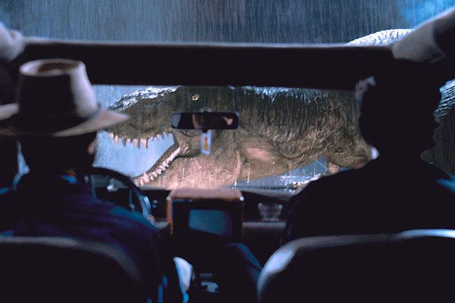 Jurassic Park 3D Re-Release