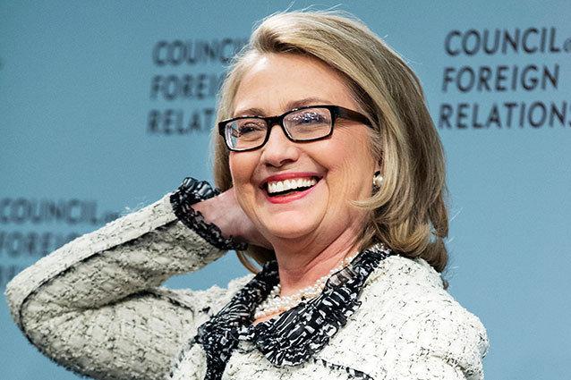 Hillary Clinton New Book