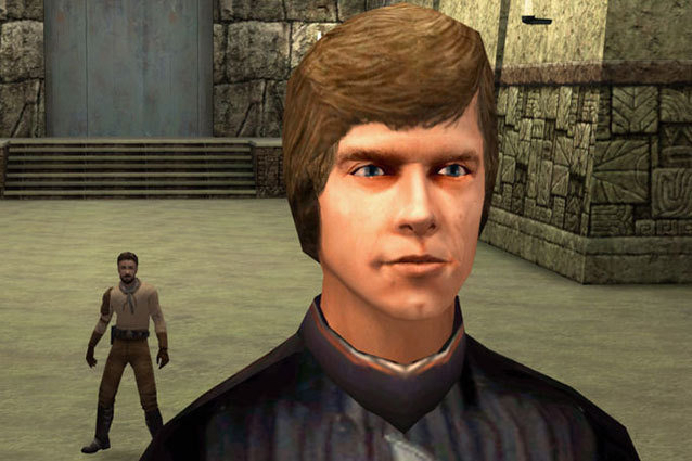 The Best Star Wars videogames ever includes Jedi Knight 2: Jedi Outcast
