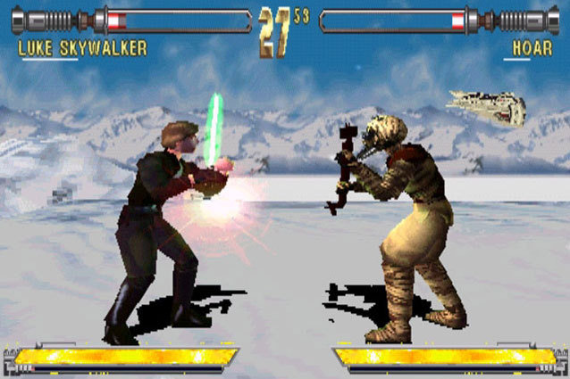 Star Wars Masters of Teras Kasi Is the Worst Star Wars Game Ever
