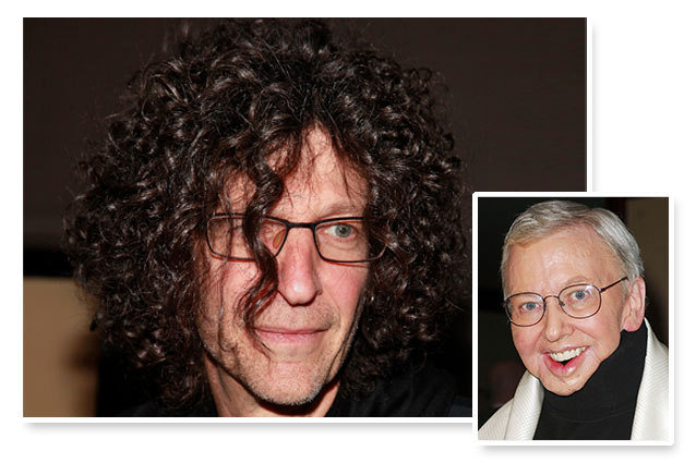 Howard Stern Comments on Roger Ebert's Passing