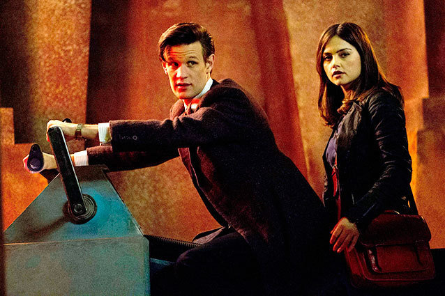 Doctor Who The Rings of Akhaten Recap