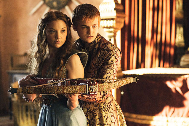 Joffrey and Margaery Tyrell