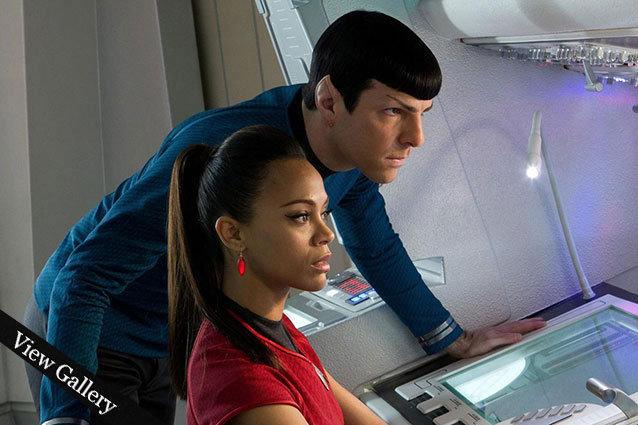Star Trek Into Darkness OMG Face