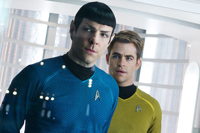 Star Trek Into Darkness' Advance Ticket Sales Crash IMAX Website